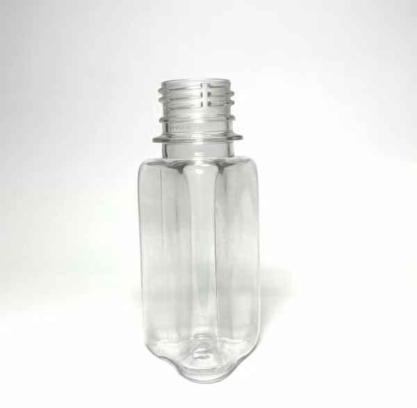 Botella Triangular