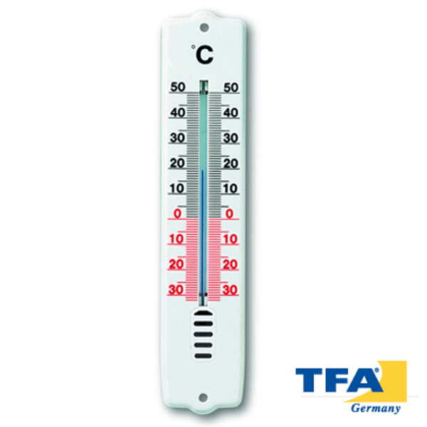 Termometro de ambiente interior/exterior 12.3009