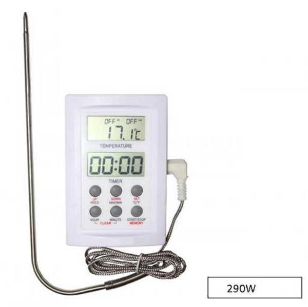 Termómetro multifunción 290w